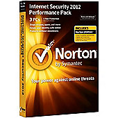 Norton Internet Security Performance Pack 2012