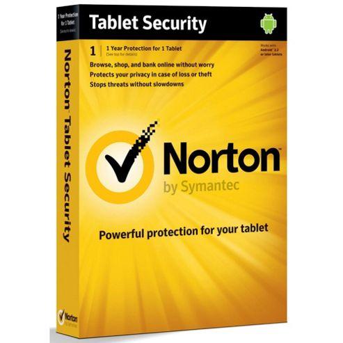Norton Tablet Security 2012
