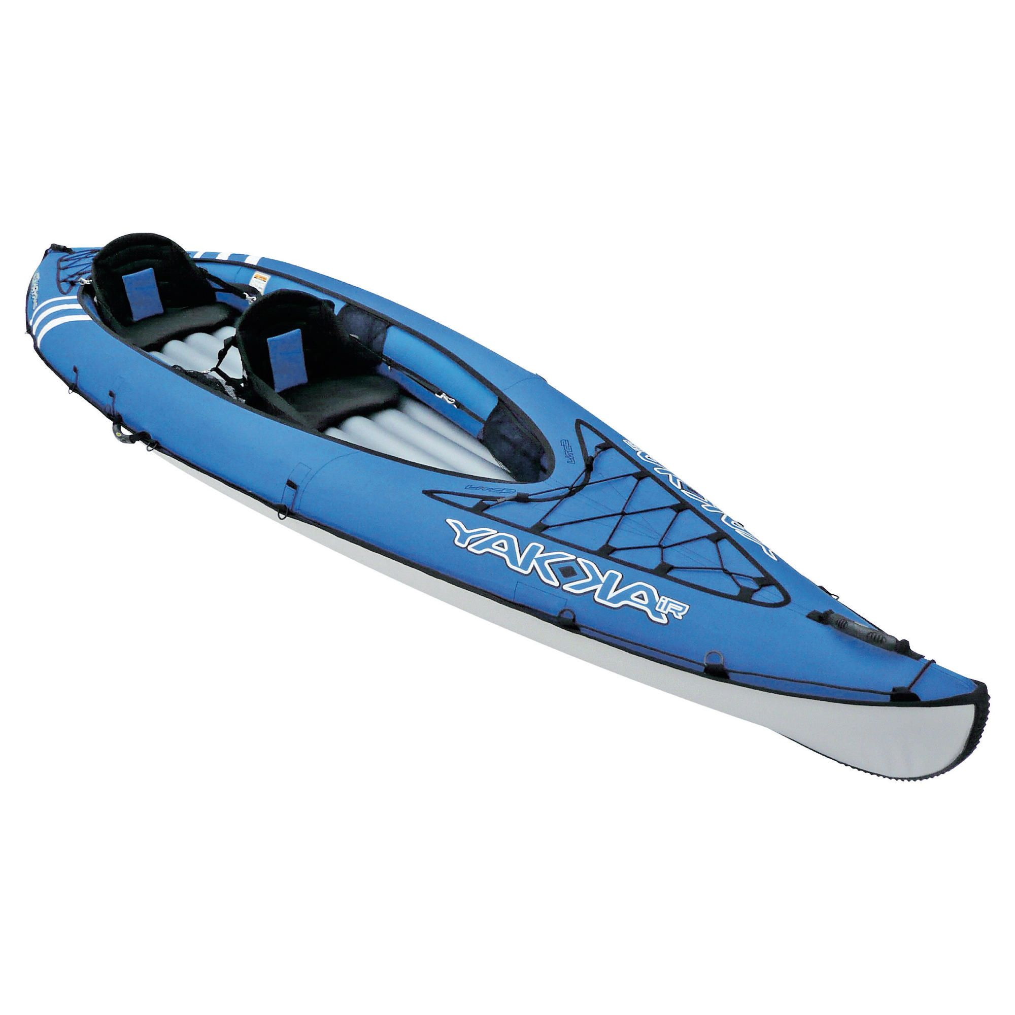 Bic Yakkair Lite 2 Man Inflatable Kayak Package at Tesco Direct