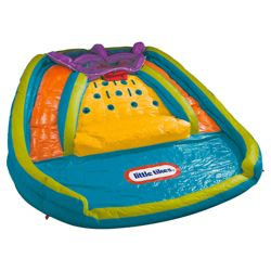 Little Tikes Rocky Mountain River Race Water Slide