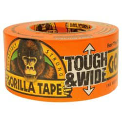 Gorilla Tape Tough And Wide