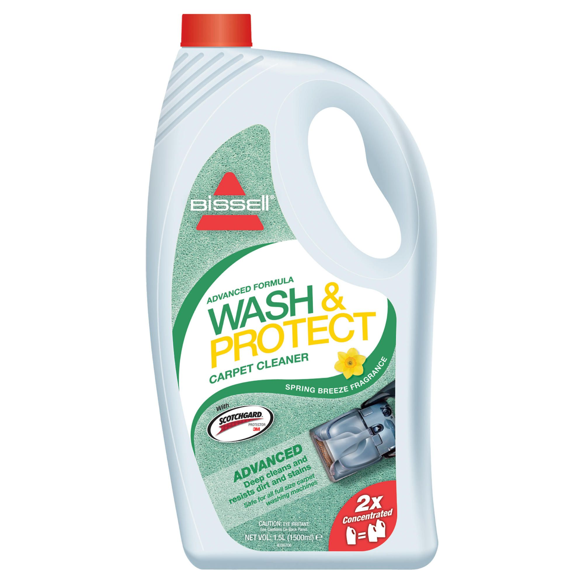 bissell pet wash powerbrush instructions