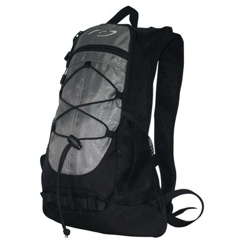 Tesco Hydration Rucksack, Black 6L