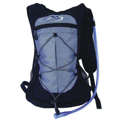 Tesco Hydration Rucksack, Black 6L