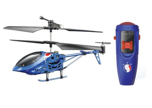 Motion Control Rc Helicopter