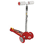 Disney Cars Twist & Roll Scooter