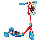 Marvel Amazing Spider-Man My First 3-Wheel Scooter