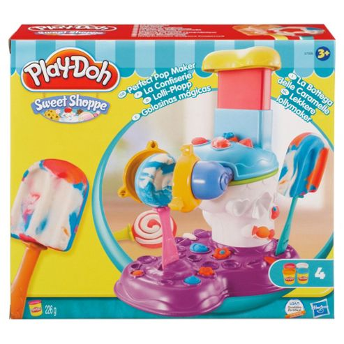 Play-Doh Sweet Shoppe Perfect Pop Maker
