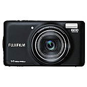 "Fujifilm FinePix T350 Digital Camera Black, 14MP 10x Optical Zoom 3.0"" LCD Screen"