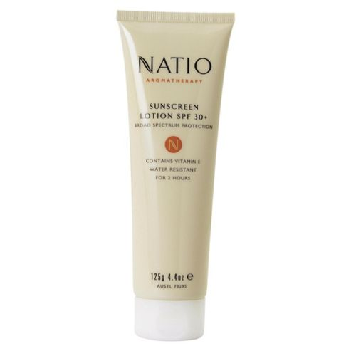 Natio Sunscreen Lotion SPF 30+