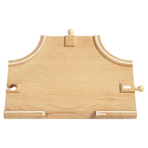 Brio Road T-Junction Wooden Toy