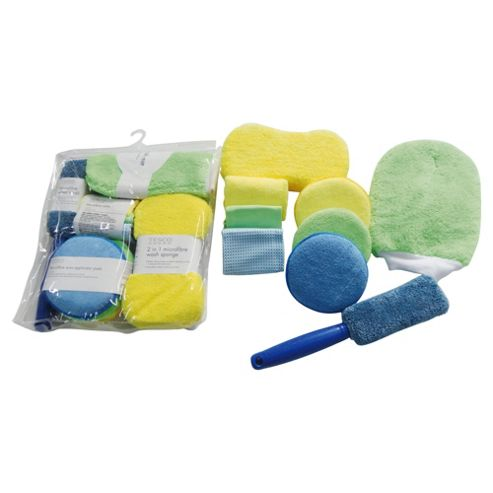 Tesco Microfibre Cleaning Kit