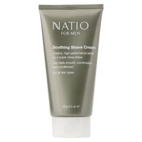 Natio For Men Soothing Shave Cream