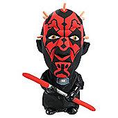 """Star Wars 9"""" Soft Toy Darth Maul"""