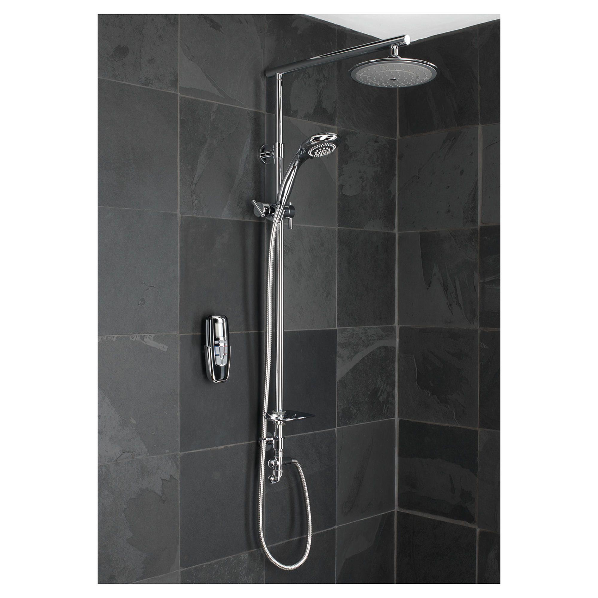 Creda Digimix Digital Mixer Shower with Portia Shower head at Tesco Direct