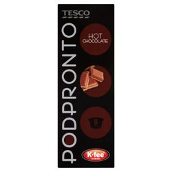 Tesco Podpronto Hot Choc