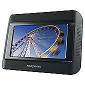 "Nextbase Click & Go 7"" Portable DVD Player"