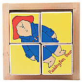 My First Paddington Wooden Picture Blocks