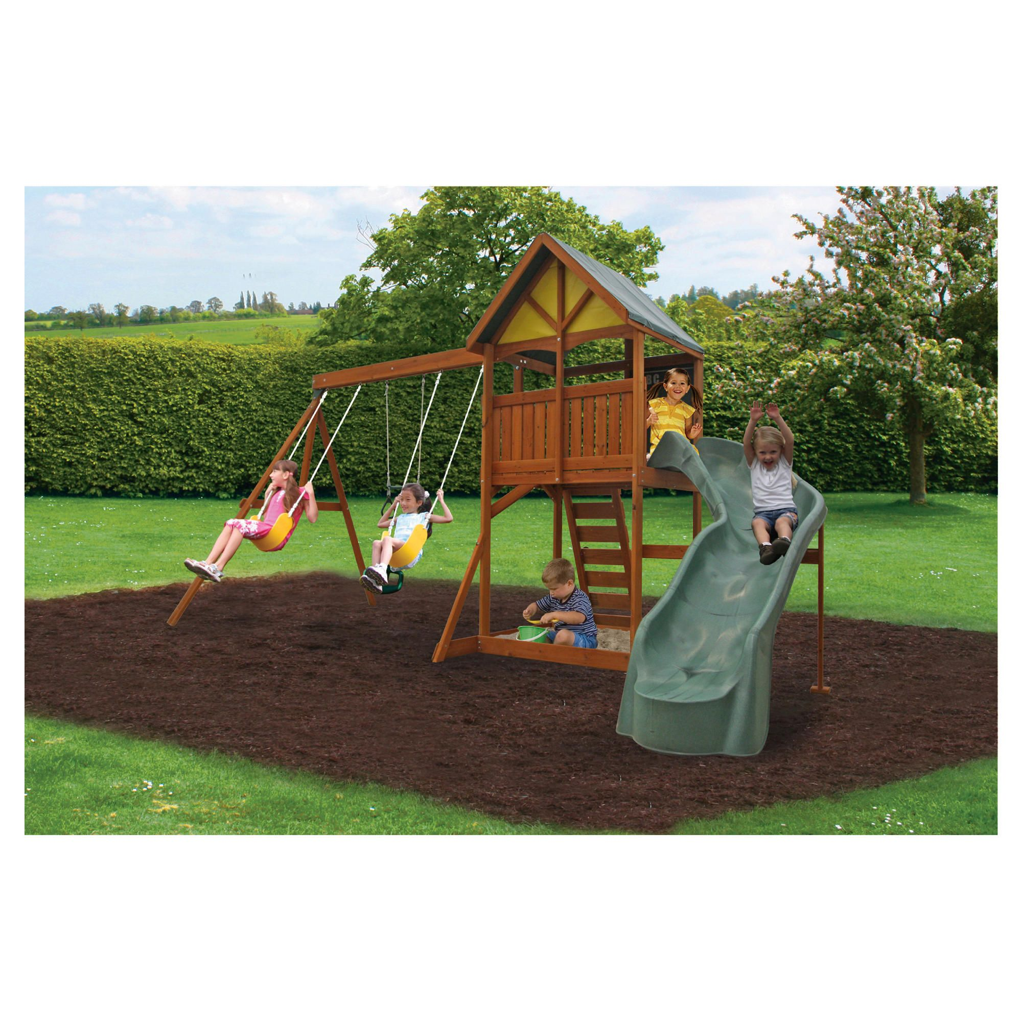 Selwood Colorado Playset at Tesco Direct