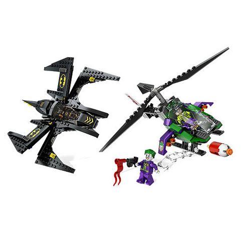 LEGO Super Heroes Batwing Battle 6863
