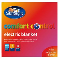 Silentnight standard electric blanket, King