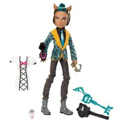 Monster High Sweet 1600 Doll - Clawd