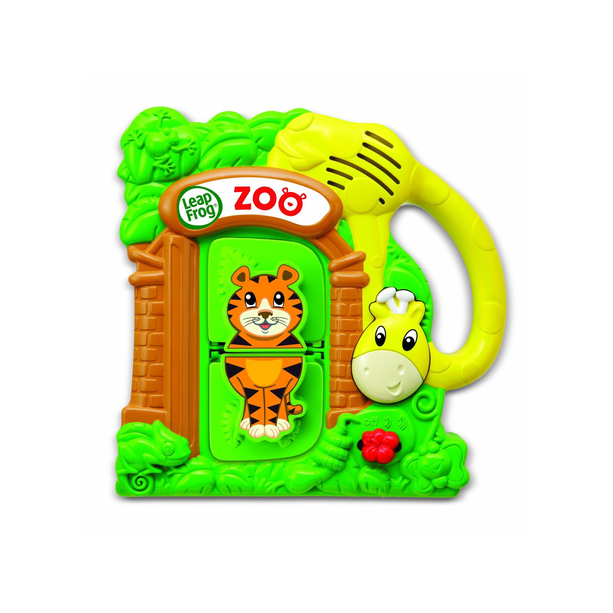 Leapfrog learn and groove musical wand