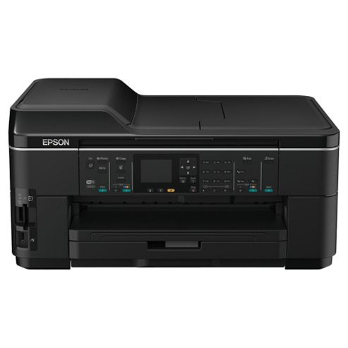 Epson Workforce WF-7515 AIO Wireless (Print, Copy, Scan & Fax) Inkjet Printer
