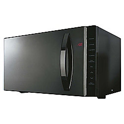 Tesco Plus Microwave Oven with Grill MG2314 23L, Black
