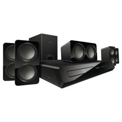 Philips HTS3541 Blu Ray Home Theatre