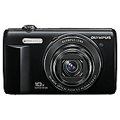 Olympus VR-340 Black Digital Camera