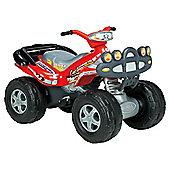 Injusa Cyclops Mega Quad Bike Battery Operated Ride-On