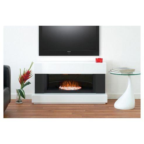 DS Adam Verona white and graphite Electric suite
