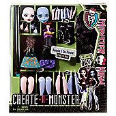Monster High Build A Monster Doll