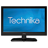 "Technika 19-248COM 19"" Widescreen HD Ready LED Backlit TV/DVD Combi with Freeview"