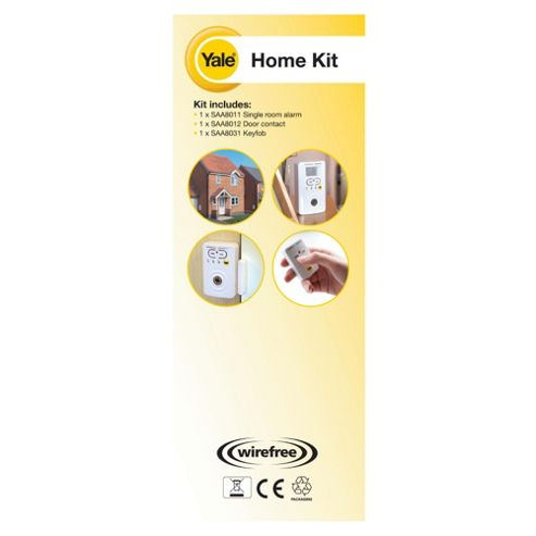 Yale Home Alarm Kit