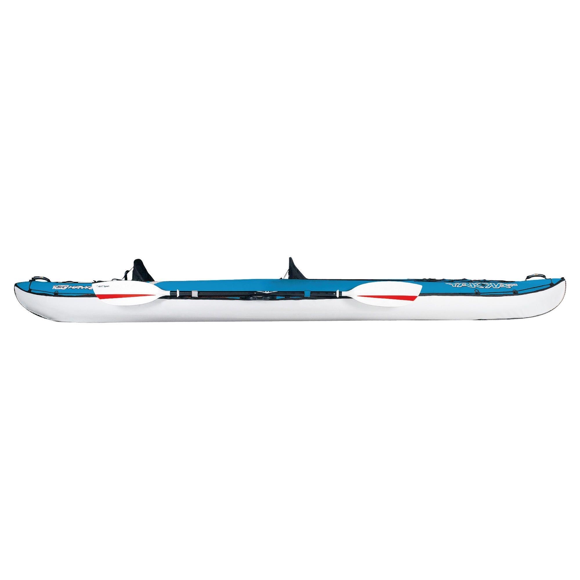 Bic Yakkair Lite 2 Man Inflatable Kayak at Tesco Direct