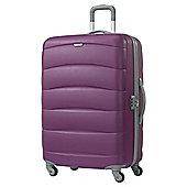 Samsonite American Tourister Curacao Suitcase, Purple Large