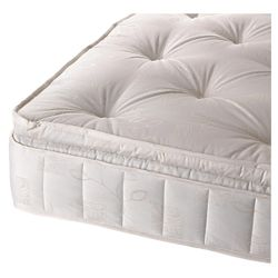 Airsprung Essentials Comfort Tufted Pillowtop Kingsize Mattress