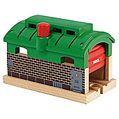 Brio Train Garage Wooden Toy