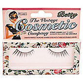 Vintage Cosmetics False Eyelashes Betty