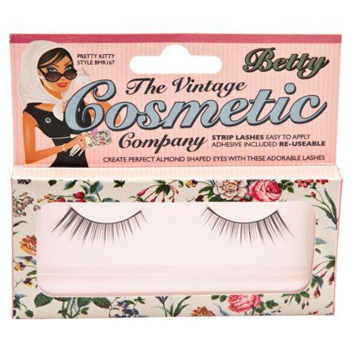Vintage Cosmetics False Eyelashes Betty