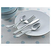 Amefa Bead Monogram 16 Piece, 4 Person Boxed Cutlery Set