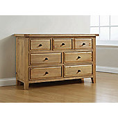 Elements Tuscany 3 Over 4 Drawer Chest