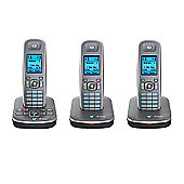 BT sonus 1500 cordless telephone - Set of 3