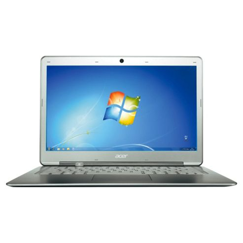 Acer Aspire S3-951 13.3-inch Ultrabook, Intel Core i7, 4GB RAM, 240GB SSD, Windows 7, Silver