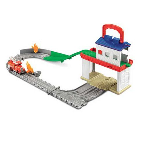 Thomas & Friends Sodor Search & Rescue Centre Playset
