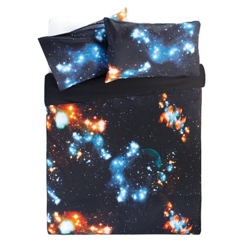 Outer Space King Size Duvet Set
