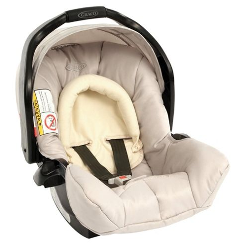Graco Junior Baby Car Seat Group 0+ Biscuit