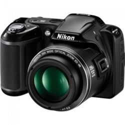 Nikon L810 Black Bridge Camera